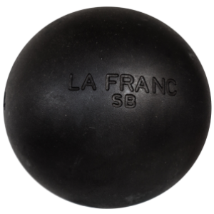 La Franc soft black