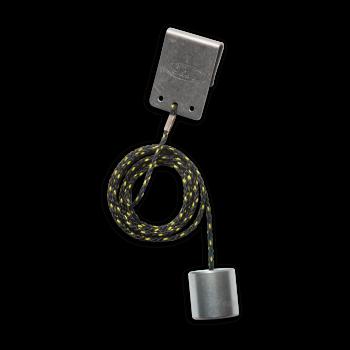 Magnet för bouleklot, Obut
